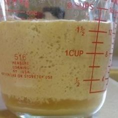 "No Commercial Yeast Starter | ""Have kept a starter for years, I feed it with the water from my potatoes after boiling them."""
