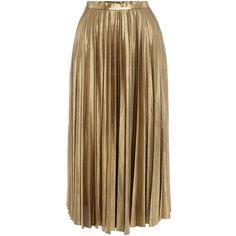 Bardot Wild Hearts Skirt (6.945 RUB) ❤ liked on Polyvore featuring skirts, women skirts, mid-calf skirts, calf length skirts, brown midi skirt, bardot skirts and midi skirts