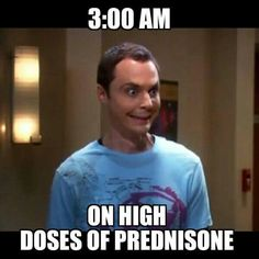 Prednisone problems #asthmatic #prednisone