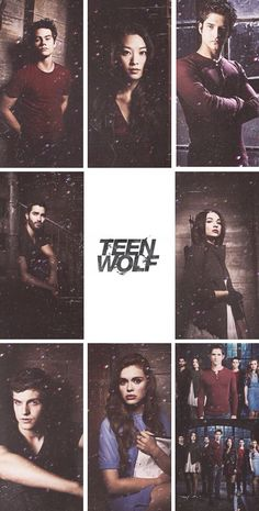 Teen Wolf -my guilty pleasure