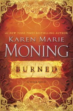 Burned – Karen Marie Moning