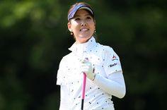上昇一途の福田真未 『今季最大のショット』 LPGA 日本女子プロゴルフ協会
