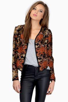Cool Autumn Nights Jacket at Tobi.com #shoptobi