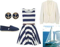 """""""Sailor Love"""" by shelbel16 on Polyvore"""