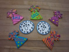 Custom cookies at Ellen's Bakery & Cafe - Sylvan Lake, MI