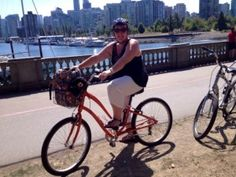 If you are in Vancouver you must cycle the sea wall around Stanley Park!
