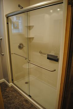 tub to shower conversion acrylic shower pan solid surface wall surround and frame