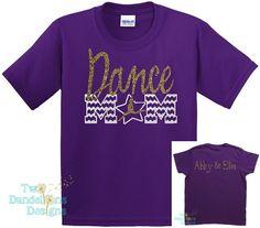 Custom dance mom shirts. Team shirts.  https://www.etsy.com/listing/457253064/dance-mom-shirt-adult-unisex-tshirt-s-5x