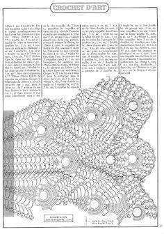 Tricot Selection Crochet d'Art 121 1988-01 - inevavae 2 - Picasa Web Albums