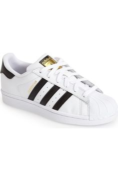 These classic Adidas sneakers will be the go-to all school year long.