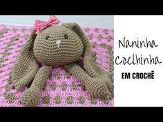 NANINHA COELHINHA EM CROCHÊ/DIANE GONÇALVES - YouTube