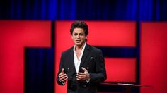 Shah Rukh Khan delivered his first TEDTalk in Vancouver on Thursday. Here're some highlights.