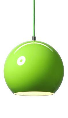 Green Pendant Chandelier