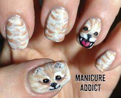 Manicure Addict: LULU Turns One!! Lulu Manicure!