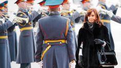 Cristina, Nisman y Putin   Cronista Comercial