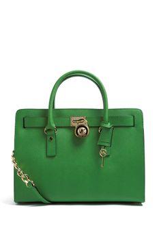 #MichaelMichaelKors #Tote #Bag #Green #mywardrobe #Saffiano