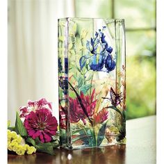 Glass Vase & Flowers | Best-Selling Home | Wind & Weather