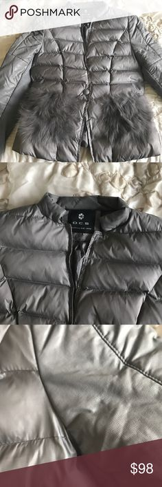 down jacket with leather sleeves down jacket with leather sleeves chinese brand Jackets & Coats