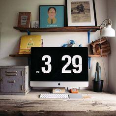 Photo: @angelandanchor FOLLOW @your.tech for more photos #workspace #workstations #workplace #work #deskspace #desksetups #apple #teamapple #applefans #imac #macsetups #mac #osx #tech #coding #html5 #mysql #javascript #wordpress #web #linux #computers #gamers #applemusic #applefanboy #applefangirl #loveit #beautiful by your.tech