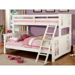 <strong>Spring Twin over Queen Futon Bunk Bed</strong> by Hokku Designs