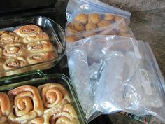 Embracing Grace: Freezer Breakfasts