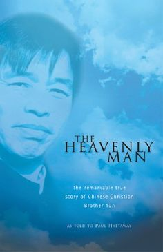 The Heavenly Man: The Remarkable True Story of Chinese Christian Brother Yun by Brother Yun,http://www.amazon.com/dp/082546207X/ref=cm_sw_r_pi_dp_S-fssb039HXMFXZC