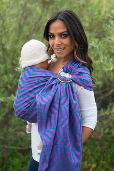 Tula Migaloo Wrap Conversion Ring Sling - Empowered