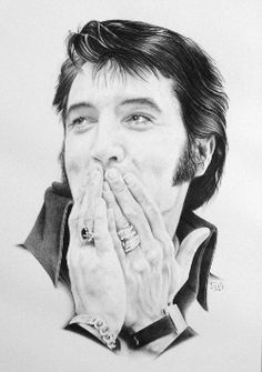 Elvis In Art - elvis-presley Fan Art