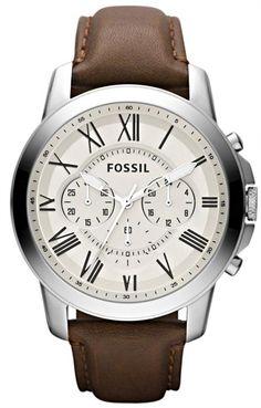 Kargo Bizden - FOSSIL FS4735 Erkek Kol Saati :: Çelik Sipariş