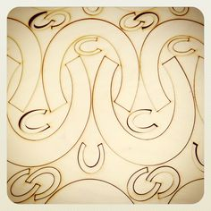 Our laser cut horseshoes. 13cm and 3cm. Steve :-)