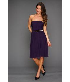 A night of romance starts with this timeless Donna Morgan™ dress.. Ethereal silk chiffon dress fla...