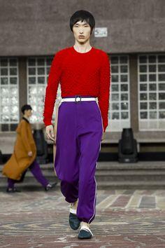 Kenzo Menswear Spring Summer 2018 Collection in Paris