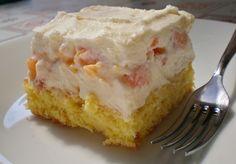 Recepti sa potpisom: Ljetni kolač s breskvama