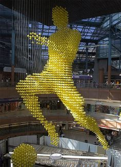 Nike World Cup Sculpture - The Nike World Cup sculpture is quite the piece of art. Serving as a tribute to the world sporting event, Nike has created this giant sculpture in . Tennis Party, Tennis Gifts, Nike World, How To Play Tennis, Tennis Funny, Sport Tennis, Nike Football, Football Art, Nike Soccer