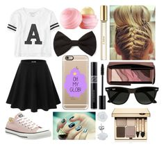 """""""Masterpiece"""" by qwerty-16-polyvore ❤ liked on Polyvore featuring Aéropostale, Doublju, Chloé, Eos, Forever 21, Casetify, Converse, Christian Dior, Hourglass Cosmetics and AeraVida"""