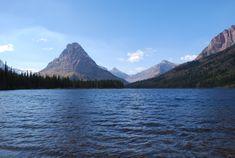 Two Medicine Lake - Glacier National Park, Montana Bike and hike - E-bike and hike - drive and kayak - drive and paddle Water Crafts, Rafting, Paddle, Good Times, Kayaking, Montana, National Parks, Medicine, Wanderlust