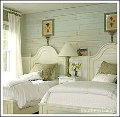 Cottage Style window treatments are not fussy or formal.  The fabrics consist of floral patterns, toile, plaids, light linen, and sheers.