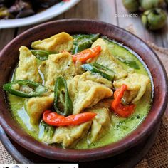 Indonesian Food Traditional, Vegetable Recipes, Vegetarian Recipes, Easy Cooking, Cooking Recipes, Malay Food, Food Wishes, Malaysian Food, Asian Recipes