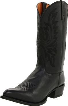 Lucchese Classics Men's M1020 Boot,Black Lonestar Calf Cowboy,10 D US Lucchese,http://www.amazon.com/dp/B0078O4N9K/ref=cm_sw_r_pi_dp_G6dNsb1B5GY6H8YC