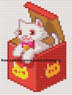 81 Free cross stitch designs cats 2 stitchingcharts borduren gratis borduurpatronen poezen katten kruissteekpatronen