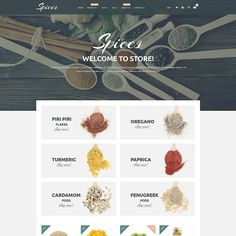 Super isn't it??   Spice Shop Responsive Shopify Theme view live demo  http://cattemplate.com/website-template/spice-shop-responsive-shopify-theme-3/  #templates#graphicoftheday#websitedesign#websitedesigner#webdevelopment#responsive#graphicdesign#graphics#websites#materialdesign#template#cattemplate#shoptemplates