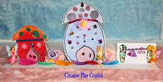 Storytelling With Children's Art and Creative Pieces – Part Two