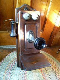 1800s Wall Phone