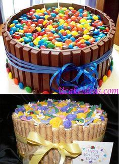Homemade Birthday Cake Ideas For Men : U Cake Ideas