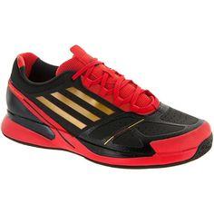 sports shoes 1da15 5e9c7 adidas adiZero Feather II Men Shanghai Edition HolabirdSports.com  Zapatillas, Tenis, Oro Metálico