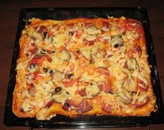 Pita, Cooking Recipes, Healthy Recipes, I Foods, Lasagna, Ham, Macaroni And Cheese, Bakery, Good Food