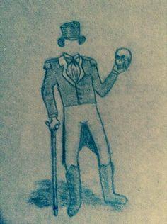 Yine grimm Kardeşler'in günlüğünden bakılmış bir çizim