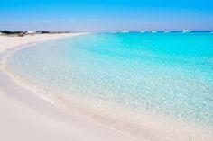 Illetes Beach, Formentera, Balearic Islands