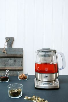 The Tea Maker is a brand new product providing you the perfect cup of tea and makes you enjoy your tea even more.  BlingHealthyCoffee.com
