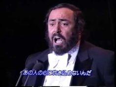 Luciano Pavarotti - Japan 1989